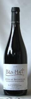 ビラ・オー コート・デュ・ルーション M.シャプティエ 2006 ボトル ラベル