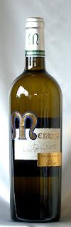メニュ ブラン 2005 ボトル ラベル