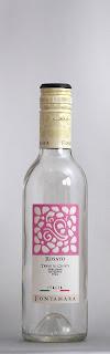 フォンタマーラ ロサート 2009 ハーフボトル(空き瓶)
