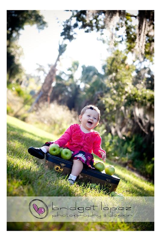 bridget lopez photography: 1 year old baby portraits ...