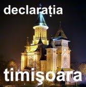 DECLARAŢIA DE LA TIMIŞOARA