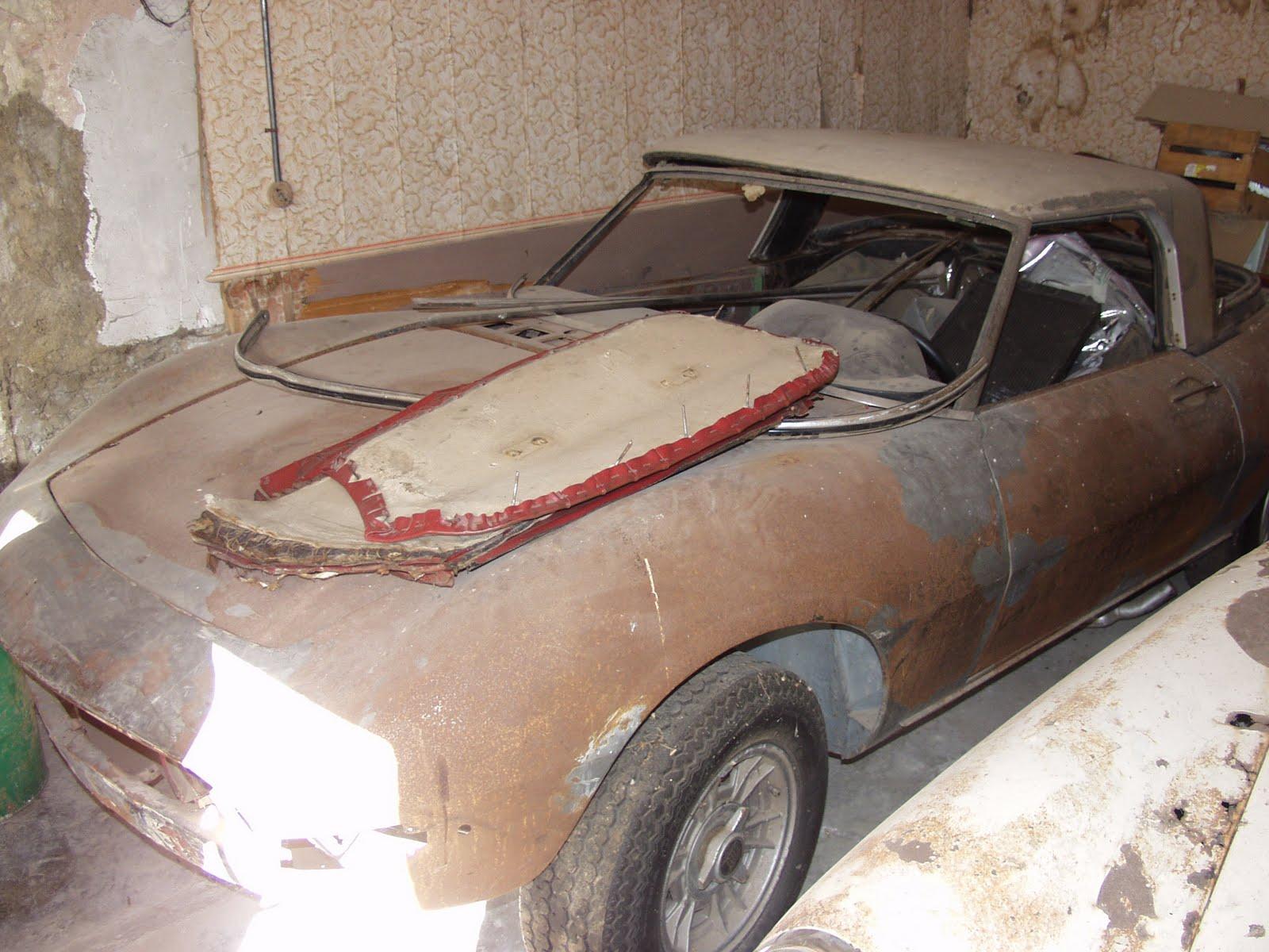la Fiat Dino Spider 2 L