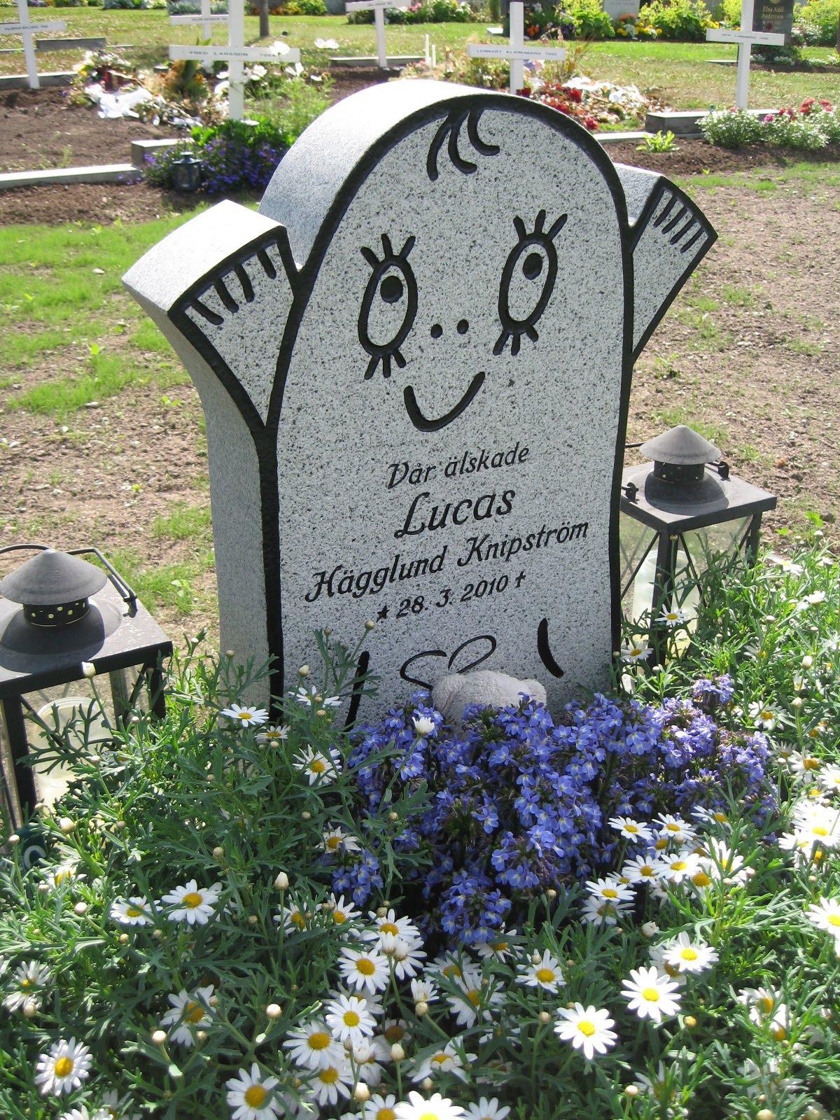 blommor till gravplats vår
