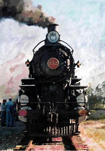 Gambar Kereta Api Lokomotif 2