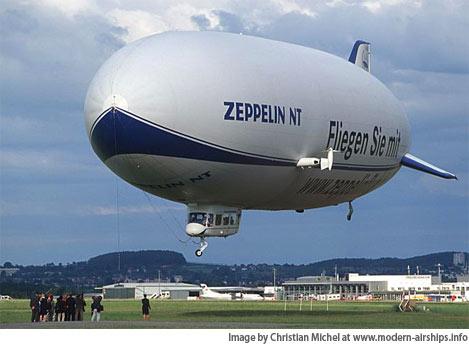 Gambar Pesawat Balon Zeppelin 03