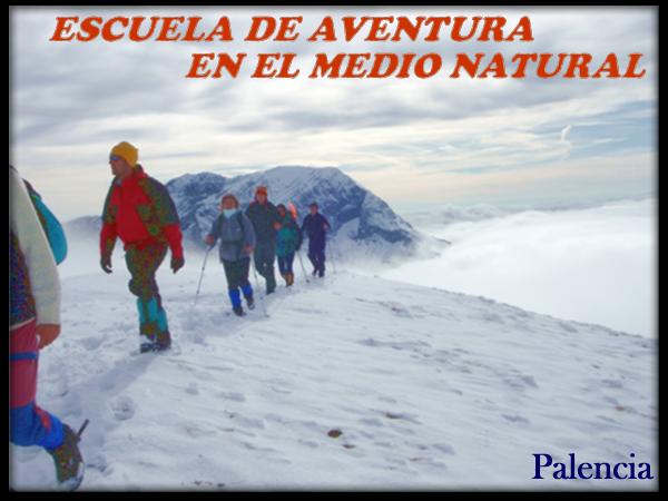 Escuela de aventura Palencia.