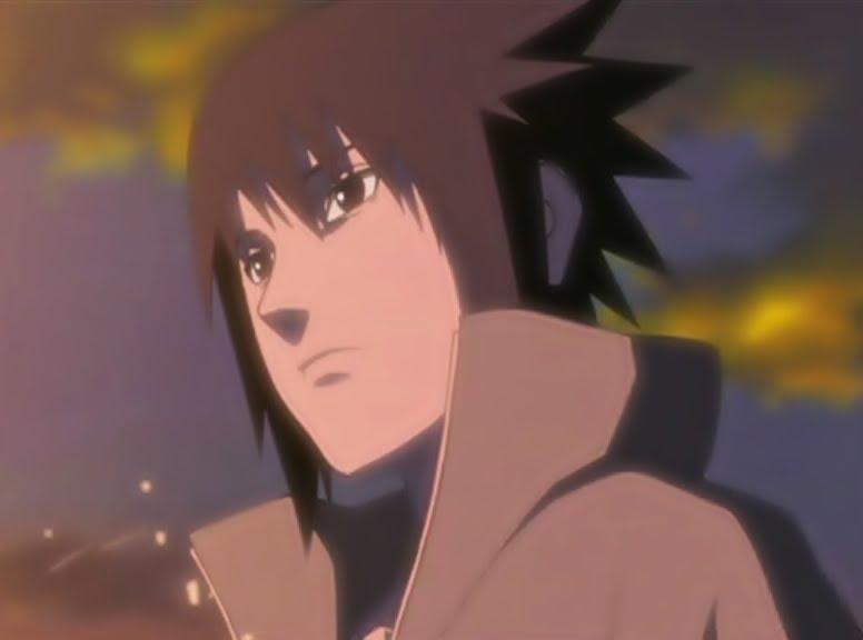 Exame Gennin. Sasuke+42
