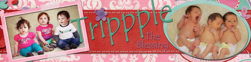 Trippple The Blessing
