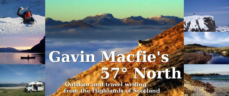 Gavin Macfie's 57 Degrees North