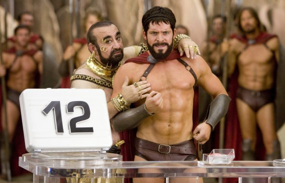 Meet the Spartans, Photograph