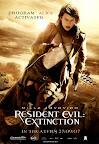 Resident Evil: Extinction, Poster
