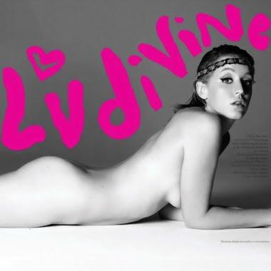 Ludivine Sagnier, Playboy January 2008, Photo 02