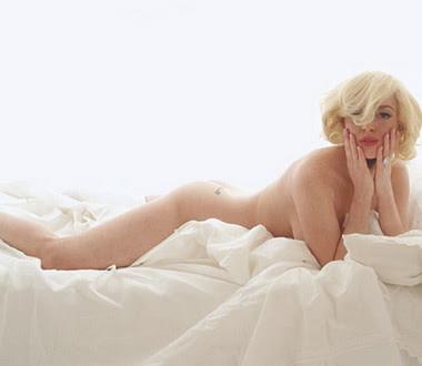 Lindsay Lohan, New York Magazine February 28 2008, Photo 1