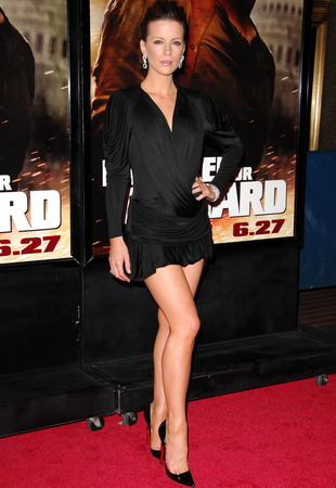 Kate Beckinsale, Die Hard 4.0 New York Premiere, Photo 49