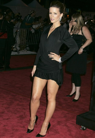 Kate Beckinsale, Die Hard 4.0 New York Premiere, Photo 09