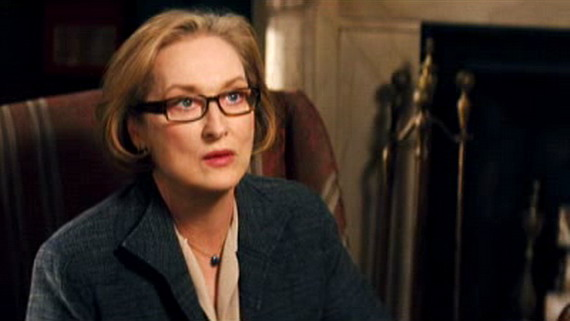 Lions for Lambs, Meryl Streep