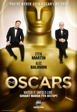 The Oscars 2010, Poster