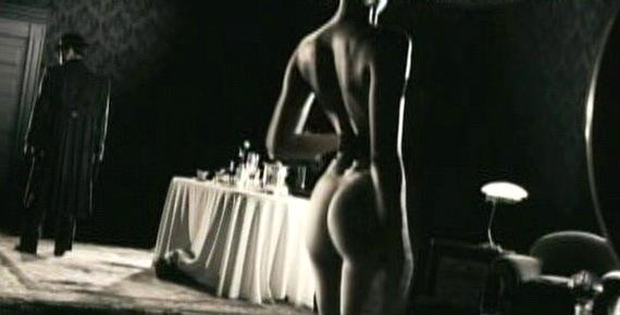 Eva Mendes' naked ass, The Spirit, Photo 02