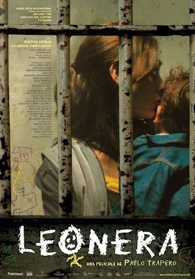 Leonera, Poster