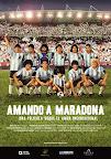 Amando a Maradona, Poster