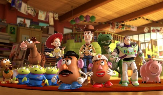 Toy Story 3, Photograph