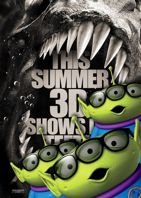 This summer S3D showed its teeth
