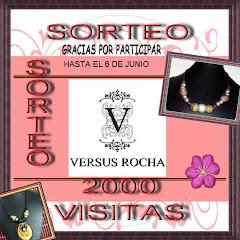 SORTEO 2000 VISITAS  EN  VERSUS ROCHA