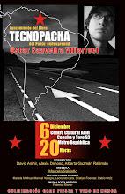 Afiche Lanzamiento Libro Tecnopacha