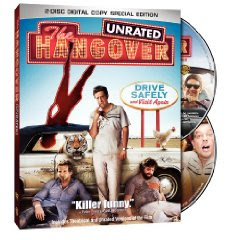 the hangover dvd unrated copy