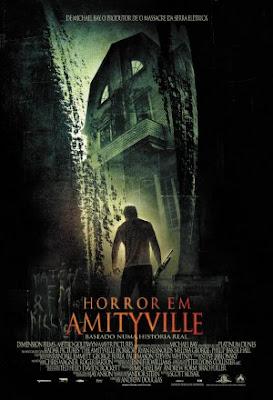 Filme Poster Horror em Amityville DVDRip RMVB Dublado