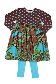 Children's Boutique Clothing: Corky Kids Dresses