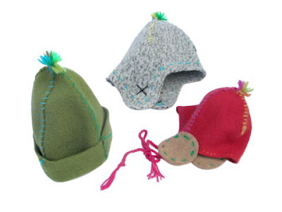Toddlers Winter Hats