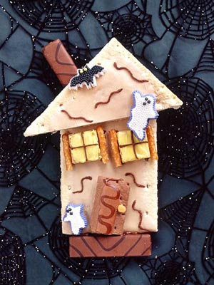 Haunted House Pastries