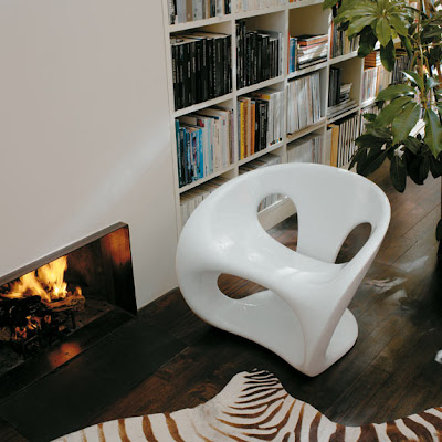 Modern Chair by kundalini