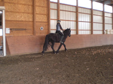 Trotting like a Big Boy!