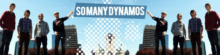 So Many Dynamos touring/recording/all-purpose blog