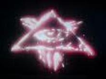 Voici la représentation de l'oeil de Dieu, il est dans le centre de sa création!