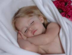 Mon ange s'est endormie!