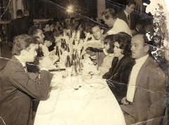 Jantar para o Governador do Rotary, anos 60