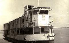 Vapor Tibiriçá, anos 50
