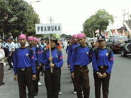 Pawai HUT Kota Yogyakarta