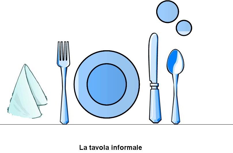 A cena da Anita: La Tavola