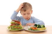 Comida saludable para los niños