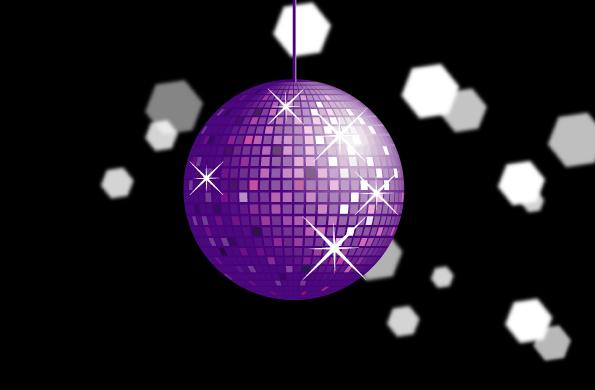 Gifs animados bolas de discoteca - Imagui