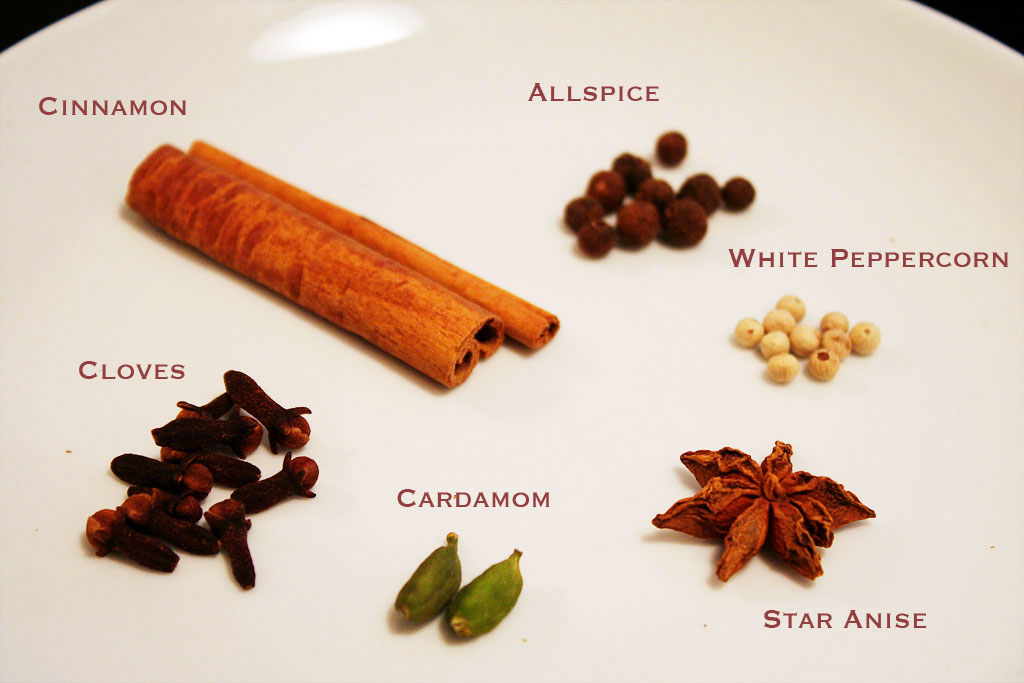 spices and their uses pdf