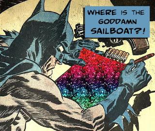 It's a schooner! A Bat-Schooner!