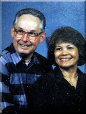 Wayans Family Mother And Father (my dad & mom 1995)