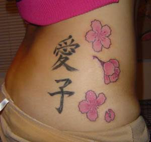Kanji Tattoo Designs