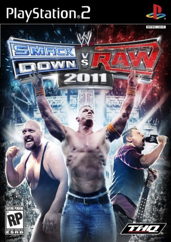 ( Review ) WWE Smackdown vs Raw 2011