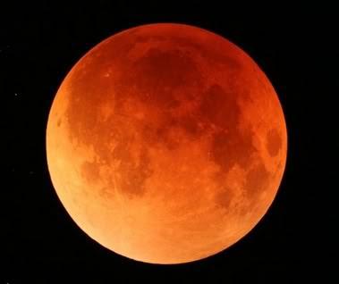 October Moon/ Leaves Falling Moon :